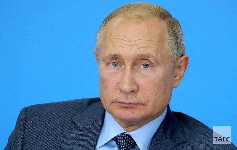 Путин выразил соболезнования в связи с последствиями тайфуна в Японии: go.tass.ru/A5g9