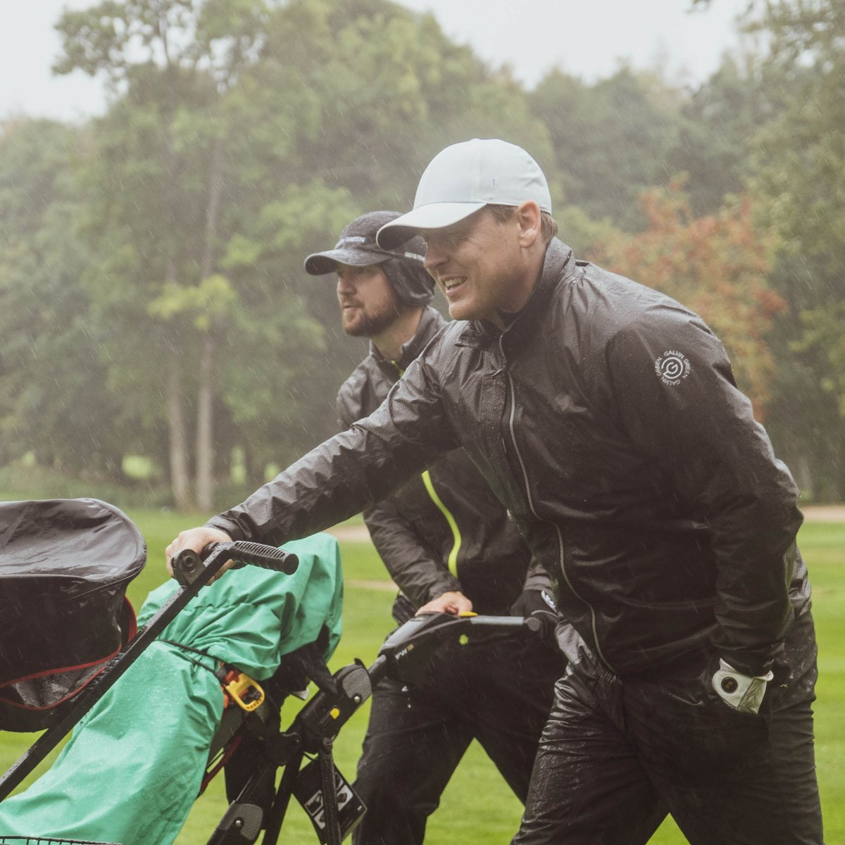 DESIGNED BY GOLFERS FOR GOLFERS - When it comes to product testing, we take it to the extreme. #galvingreenmoment