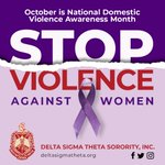 Image for the Tweet beginning: Oct. is #NationalDomesticViolenceAwarenessMonth  DV impacts