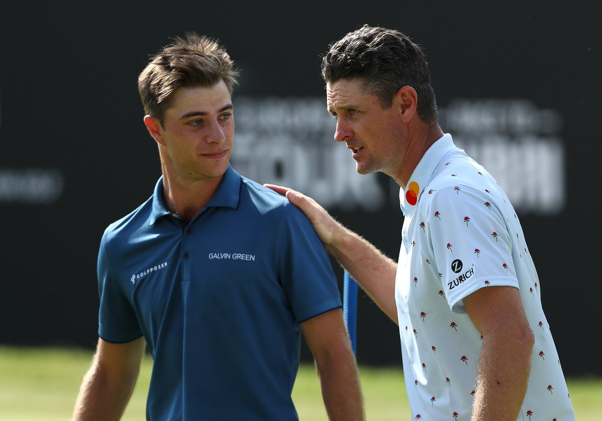 A week to remember at the @ItalianOpen surrounded by family, friends & superb support from the home crowds! A special day playing with @JustinRose99 today & a great guy to learn from. Huge thank you to the Italian Pro Tour & the Italian Golf Federation for a first class event
