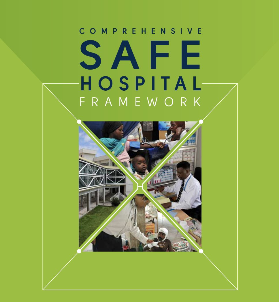 @WHOWPRO @WHOEMRO @pahowho @WHOSEARO @WHO_Europe @WHOAFRO @DrTedros @UN_News_Centre @UNDRR @UN Investing in the construction of resilient clinics & hospitals is key to ensuring disaster preparedness, protecting health care services for communities & saving lives. #BuiltToLast WHO Safe Hospitals framework 👉 bit.ly/2ILrTJo #DRRday