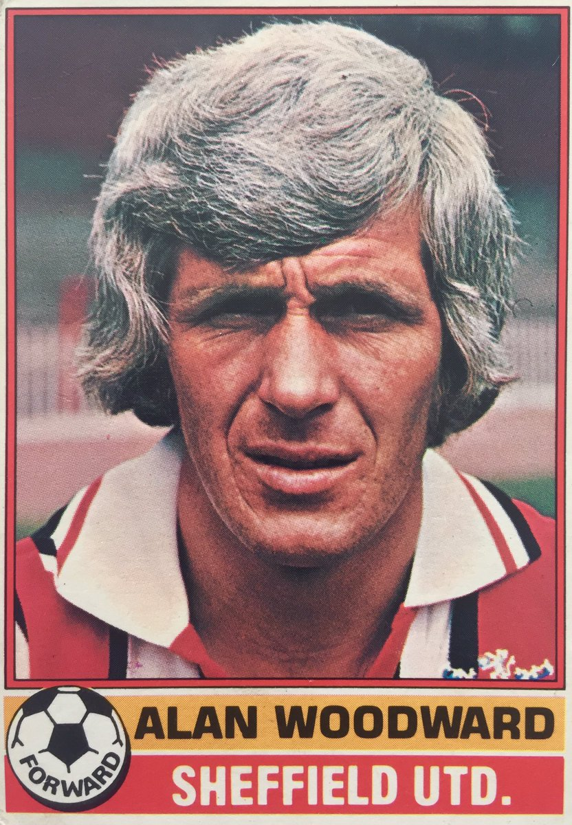 Alan Woodward #SUFC  Topps 1977 79/330 #Twitterblades <br>http://pic.twitter.com/MbpaCmbldR