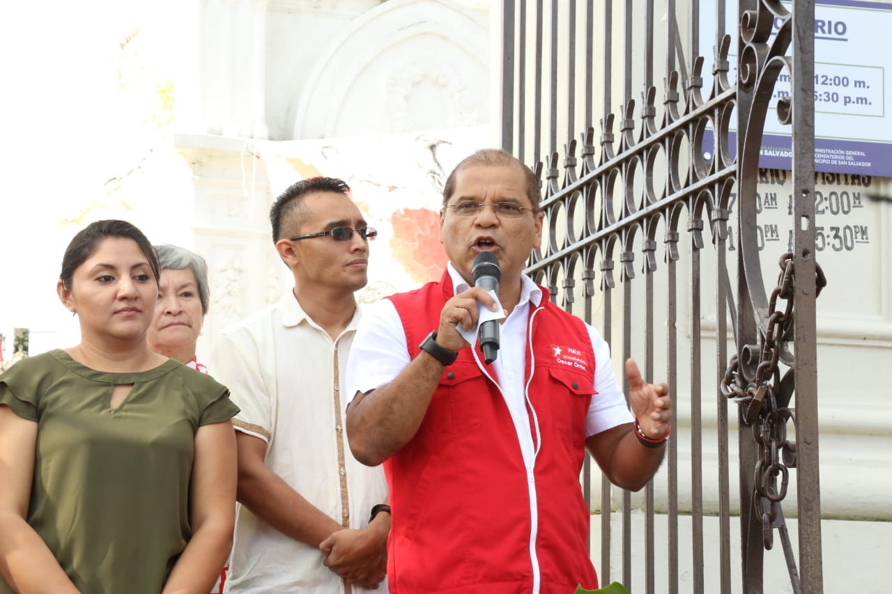 Oscar Ortiz: FMLN nunca negoció con pandillas PORTADA-VerdadDigital.com-