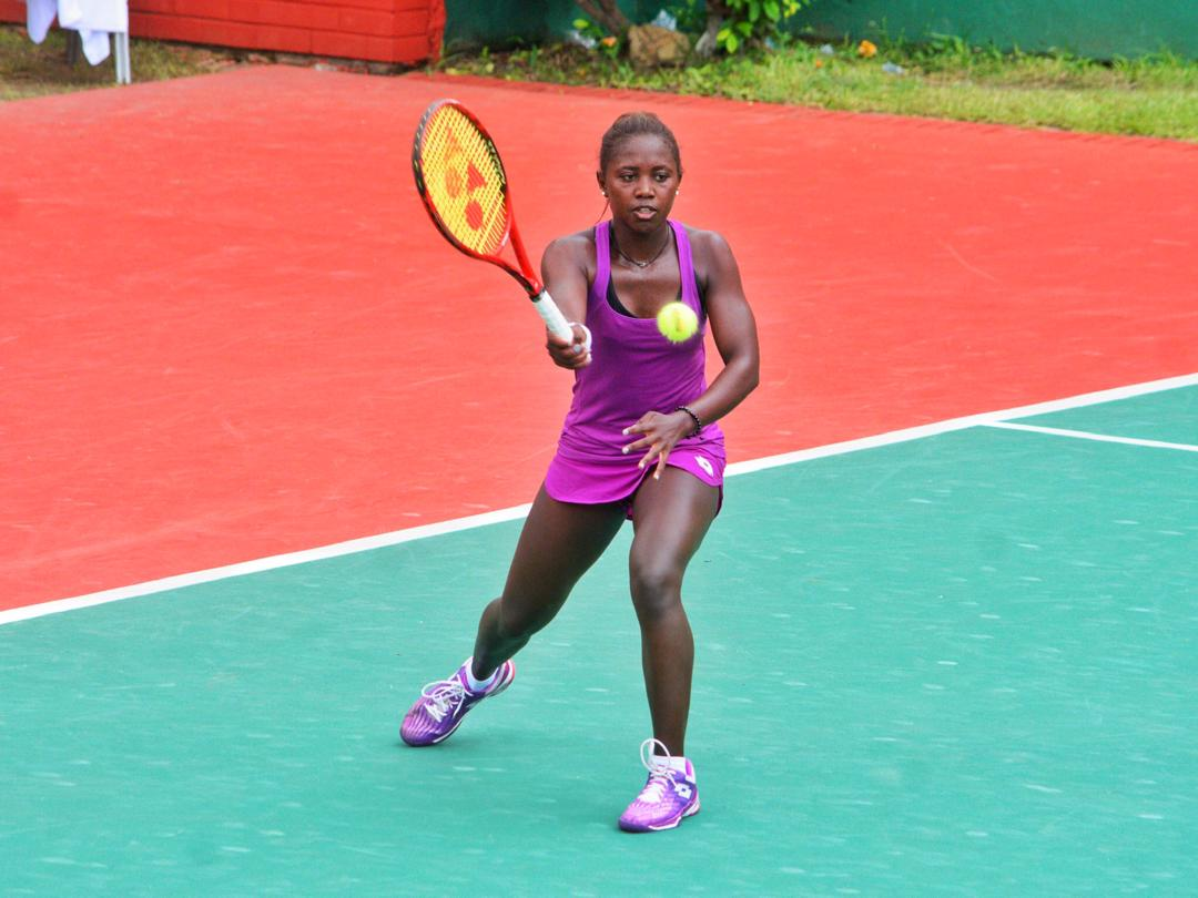 "Lagos Open on Twitter: ""She's the No. 15 junior in the world; No. 1 in Africa. She has been turning heads in Lagos. We present to you: Burundi's Sada Nahimana.… https://t.co/9N4i5XZ8vJ"""