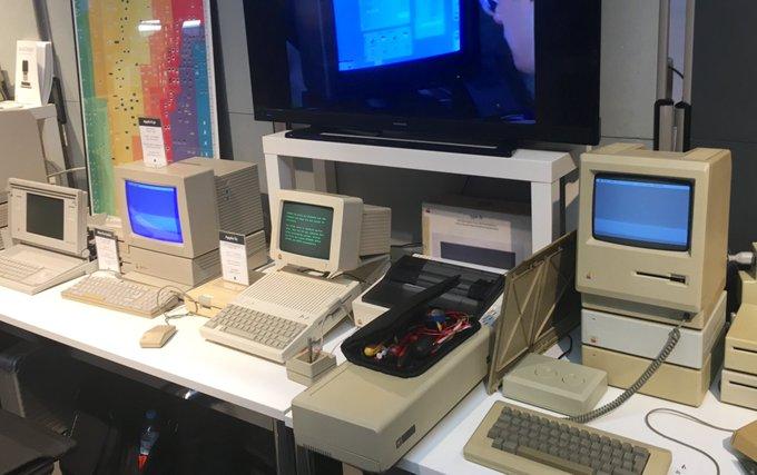 Vintage Computing Festival 2019 im Technikmuseum_Be