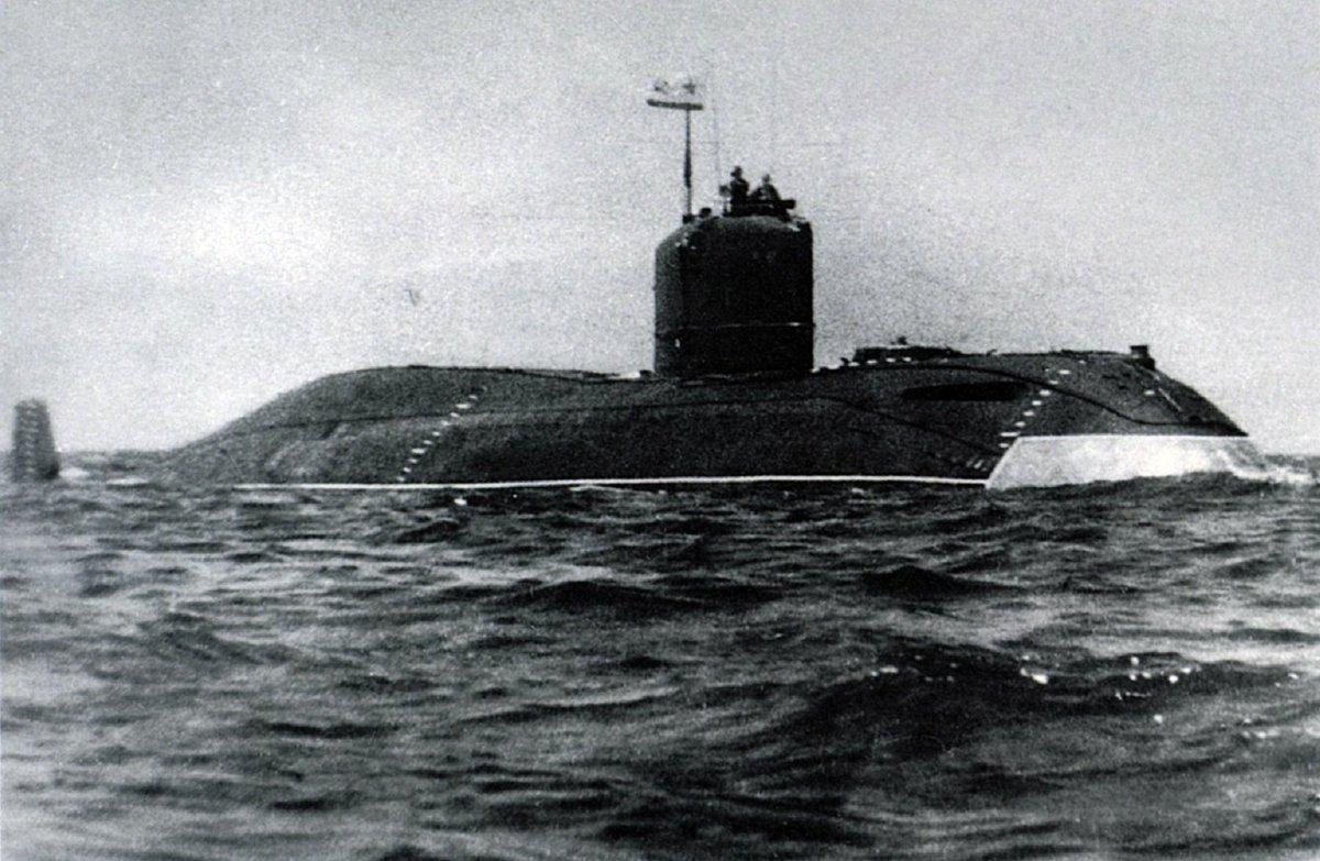 Подводная лодка С-310 проекта 690 «Кефаль»