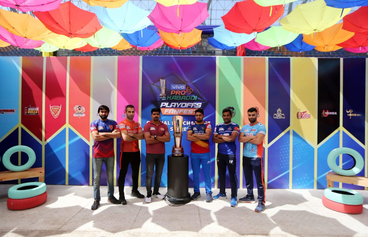 Play-off round of PKL-7 begins in Ahmedabad tomorrow, Final on Oct 19; Rs 8 crore prize money at stake