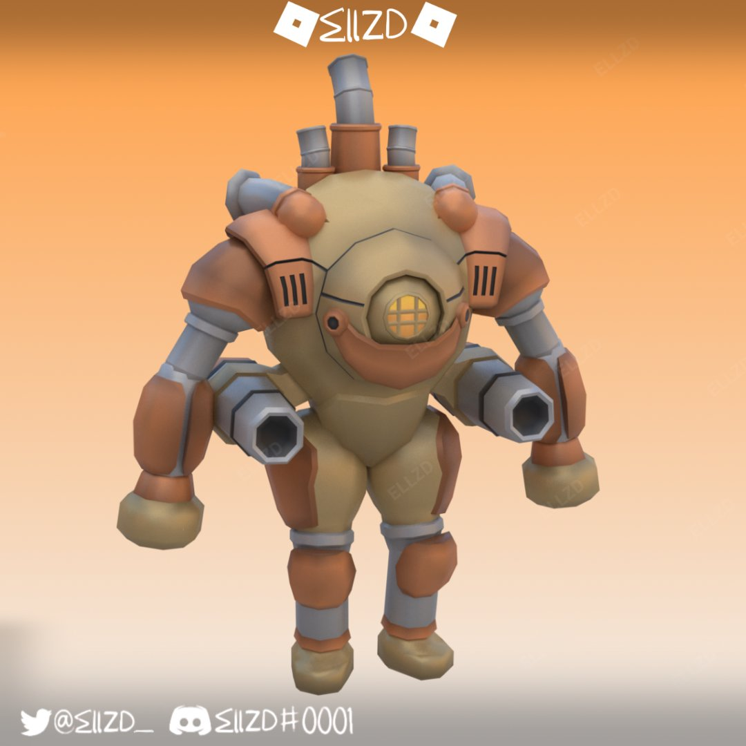 Roblox Dungeon Quest Steampunk Sewers Cosmetic Emily On Twitter Creatures I Ve Made For The New Steampunk Sewers Update For Dungeonquest Hope You Guys Enjoy Fighting These Roblox Robloxdev Rbxdev Https T Co Wm6cdpxqyp