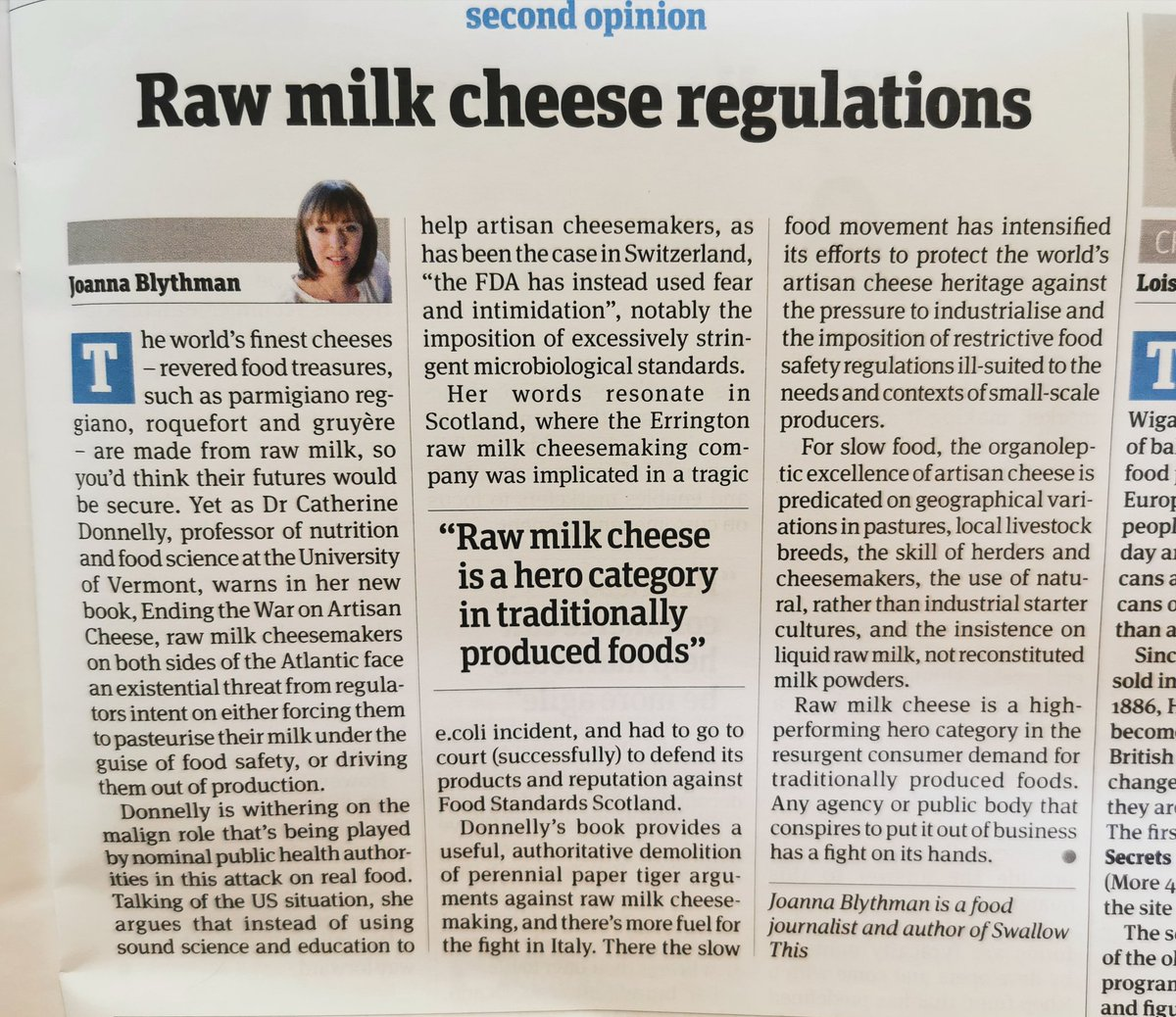 Hello all cheesemakers. Raw milk or pasteurised? #farmhousecheese