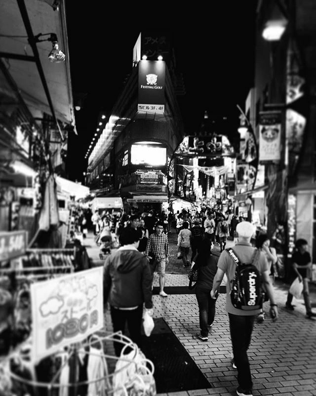 #ameyoko shopping streets are always crowed and #cosmopolite  #tokyo #japan #nightphotography #streetstyle #blackandwhite #blackandwhitephotography #instagramjapan #taito #tokyo🇯🇵 #japaneseculture #neotokyo #synthwave #cybercity #retrofuture https://ift.tt/31dwDOa