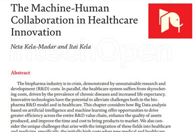 The Machine-Human Collaboration in #HealthcareInnovation https://t.co/TdS8yGlvGR #medtech #eHealth #digitalhealth https://t.co/1rK0OqhVQE