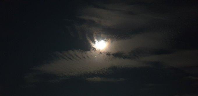 보름달 사진
