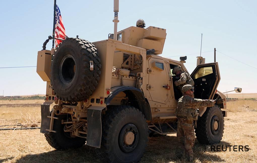 США начинают вывод 1 тыс. американских военнослужащих с севера Сирии: go.tass.ru/A5s8