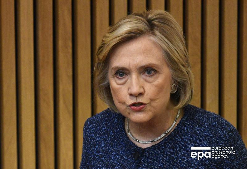 Экс-госсекретарь США Хиллари Клинтон назвала Бориса Джонсона пижоном и хвастуном: go.tass.ru/A5sy