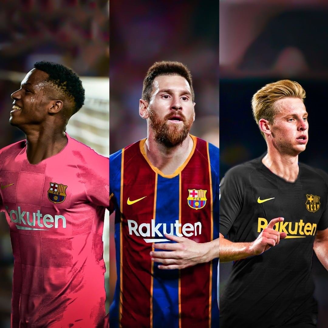Barca Universal On Twitter Rumoured Fc Barcelona Jerseys For The 2020 21 Season What Do You Think