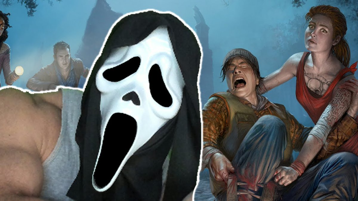 Dead by Daylight with GHOSTFACE - Friday Night Crew  Link:  #dbdgameplay #DeadByDaylight #DeadbyDaylightGhostface #DeadbyDaylightwithGHOSTFACE-FridayNightCrew #funnymoments #kylorengameplay #newmap #newperks #NewSurvivor #randommoments #