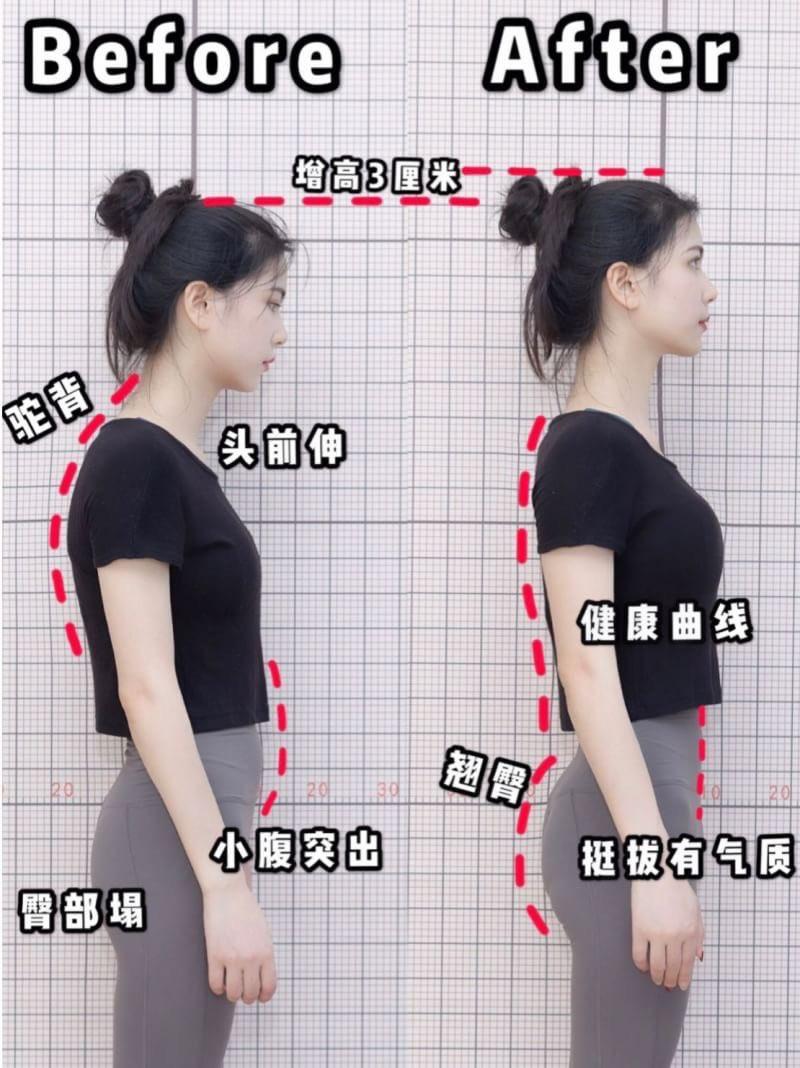 5つのポーズででできる姿勢矯正🇨🇳姿勢を整えることで筋肉や、贅肉のつき方が変わり、痩せやすく、疲れにくくなります。綺麗なボディラインを目指そう👗✨①1分間②30秒③5回1組 ④15〜30秒キープ ⑤15回それぞれ5セットずつ!!寝る前や、寝起きにやってみよう!!#紅美女 #中国ダイエット