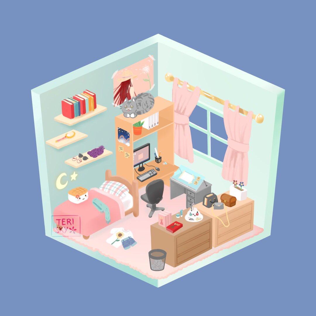 @kimubun_ 's Room