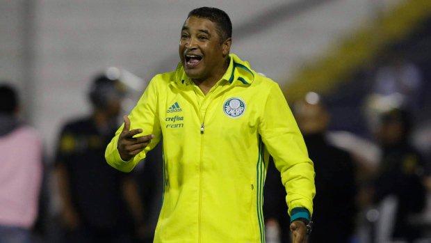 Brazil's 2 top-tier black coaches target racism in soccer