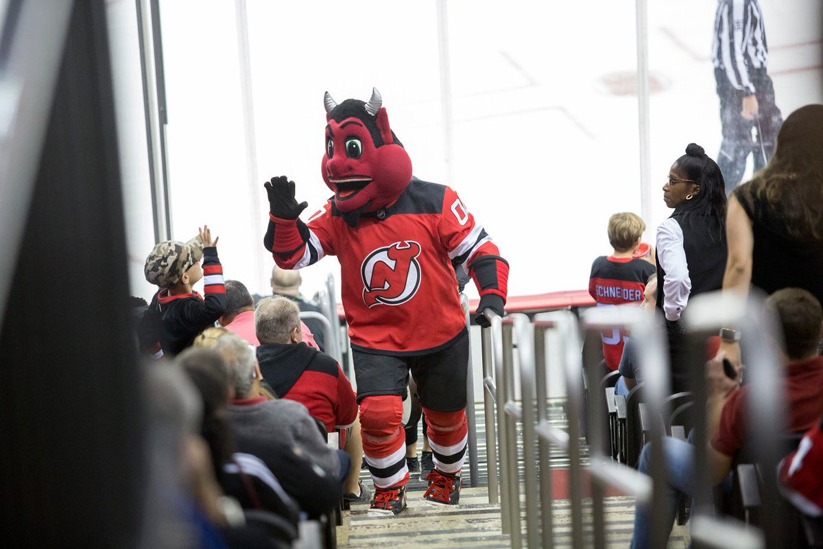 RT for a chance to win a pair of tickets to kids day tomorrow!   Must be following me! Winner will be chosen tonight at 8pm #NJDevils