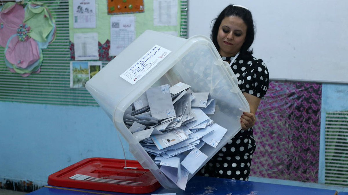 LIVE: Tunisia votes for new president