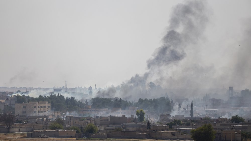 Syria TV: 'Troops moving north to confront Turkish offensive'