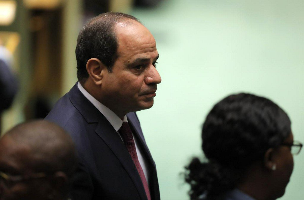 Leaders of Egypt and Ethiopia to meet on Nile dam standoff: Sisi