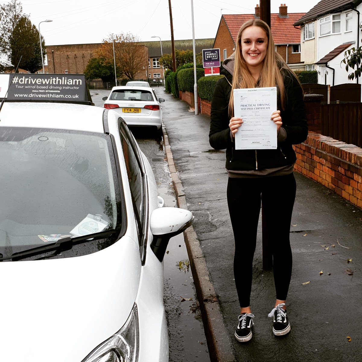 https://m.facebook.com/story.php?story_fbid=2768746479826719&id=1893930113975031 …http://www.drivewithliam.co.uk  #drivewithliam #Driving #instructor #DrivingLessons #Wirral #Birkenhead #Wallassey #Westkirby #Heswall #Neston #Bebington #Pensby #Irby #Woodchurch #Greasby #Pass