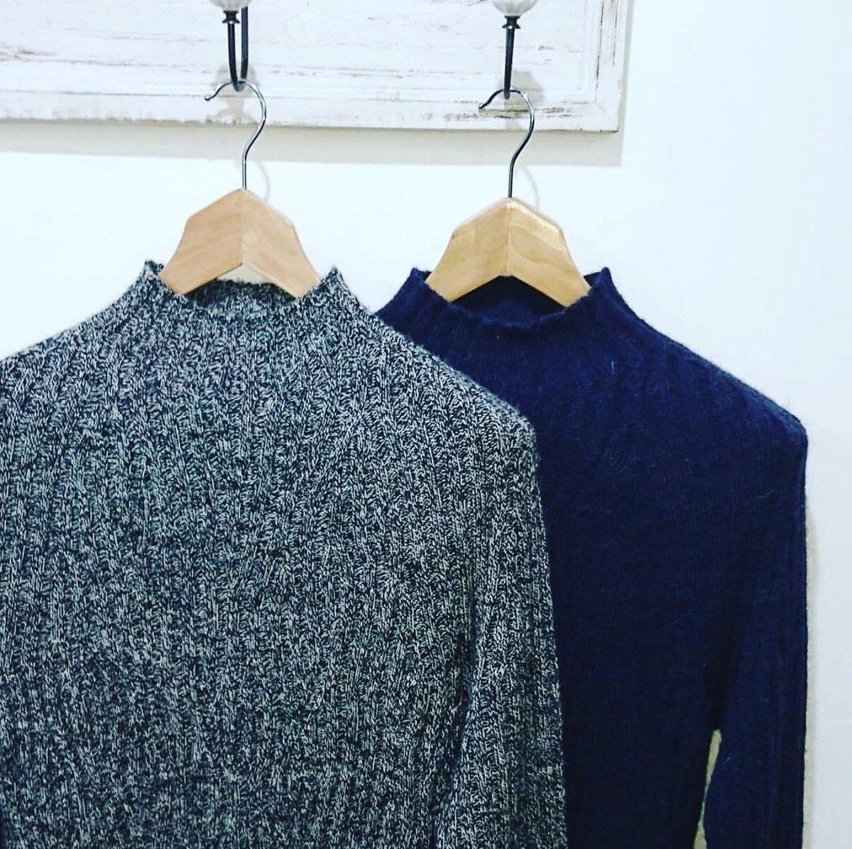 Knitwear for Winter ❄️ @ Solo Menswear #edinburghwestend #edinburghwows #edinburgh