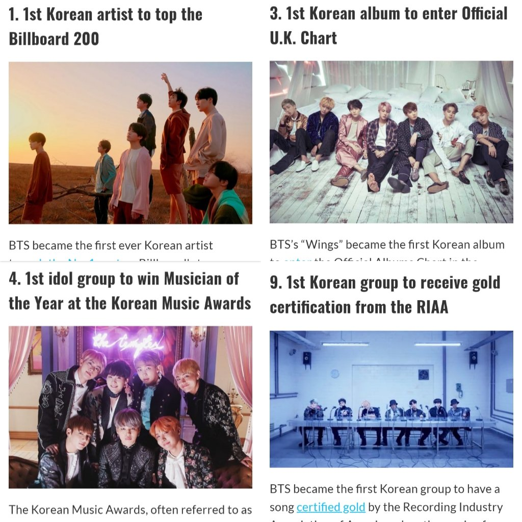 $4.6B impact on South Korean economy 326 nominations 212 awards 17 daesangs 10 Guinness records 4 gold singles 2 platinum singles 2 platinum albums youngest recipients of the Order of Cultural Merit First Korean act present at the Grammys #BTSPavedTheWay<br>http://pic.twitter.com/BsPPOqHgET