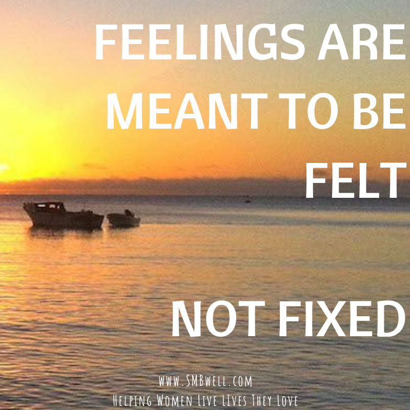 Feelings are Meant to Be Felt. Learn how here: http://ow.ly/X7jU50wAvX8  #emotionalprocessing #emotionalintelligence #feelings #feelthefeels #mindfulparenting