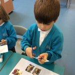 Image for the Tweet beginning: This half term Reception children