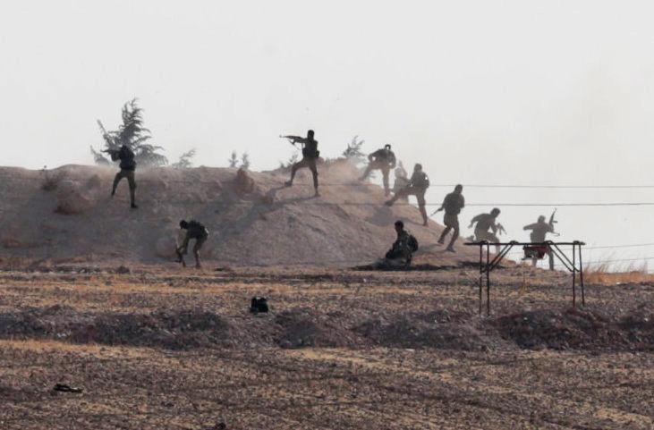 Turkey's Syria advance leaves Europe with foreign fighter dilemma