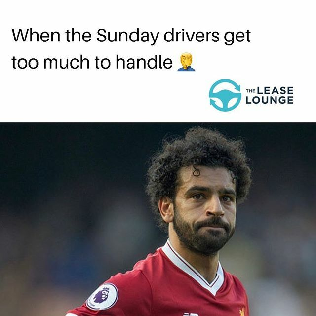 - Who else hates Sunday drivers? 🤦♂️🙄 @liverpoolfc @mosalah https://t.co/R2Ohth9RIR https://t.co/7S6deObFP9