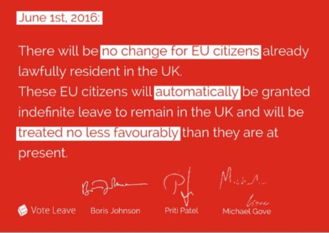 The most toxic lie of all #StopBrexit<br>http://pic.twitter.com/MedsRL5upW