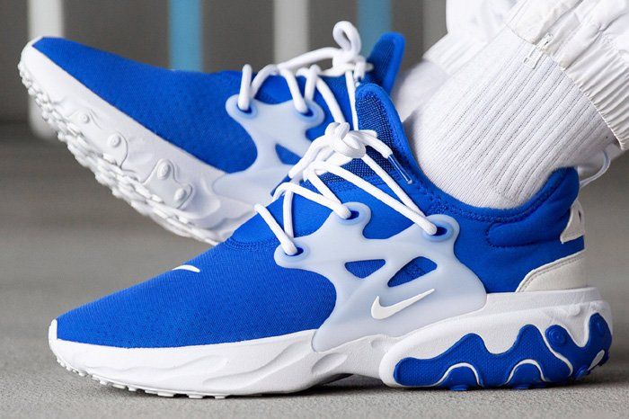 Limited-time savings over 30% OFF retail are available for the hyper royal/white Nike React Presto at $79.99 + FREE shipping! #promotion BUY HERE -> bit.ly/2E7PkdF (deal price AUTOMATIC in cart)