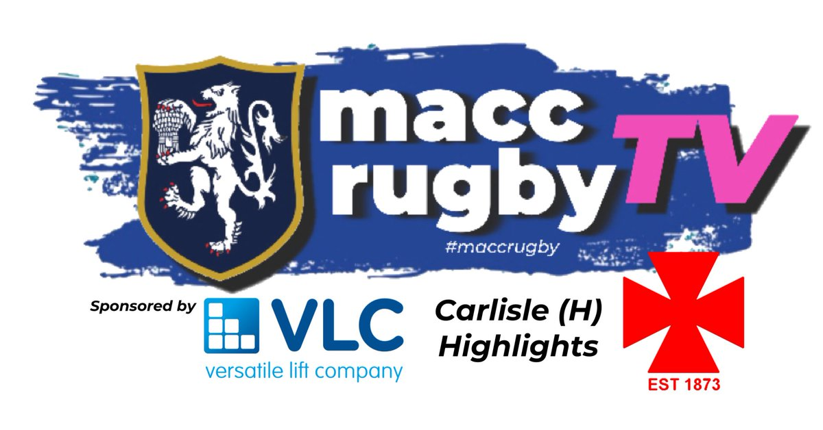 test Twitter Media - The @crufc highlights are now available on our Facebook page or via this link to ourYouTube channel #MaccRugbyTV https://t.co/pM0eby85Lu https://t.co/Dzp5no9wiZ