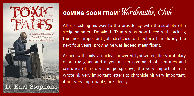 So ... 🖊️ I gotta publisher with an interesting sense of humor. So ... 🖊️ I gotta book coming. So ... 🖊️ You were owed this warning. So ... 🖊️ Ever notice how people start every dang sentence with the word, so? So ... 🖊️-THE END-🖊️ wordsmithsink.com