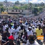 Image for the Tweet beginning: À l'appel des artistes haïtiens