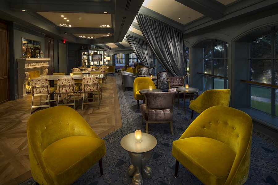 Get ready to step into a tale as old as time when you enter the new Enchanted Rose lounge at Disney's Grand Floridian Resort & Spa!  https:// bit.ly/30UeZ1T    <br>http://pic.twitter.com/lKJuhjPX3A