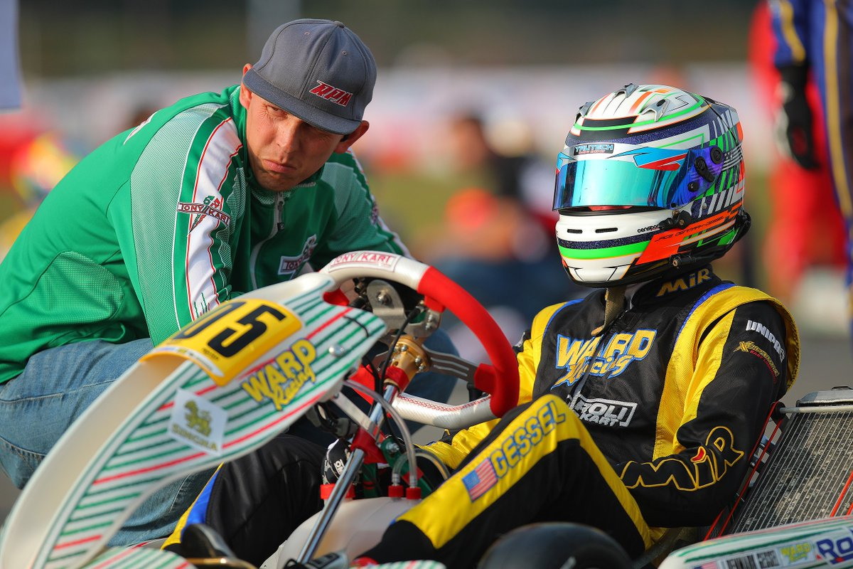 From the eyes of the driver: ROK Cup Superfinal with Jace Denmark-Gessel – Final Day  >> https://bit.ly/32bfyWt   Photo: @codyschindel / @CKN_Live   #RokSuperFinal2019 #SouthGarda #Lonato #Karting #TheRaceBox #RoadToF1