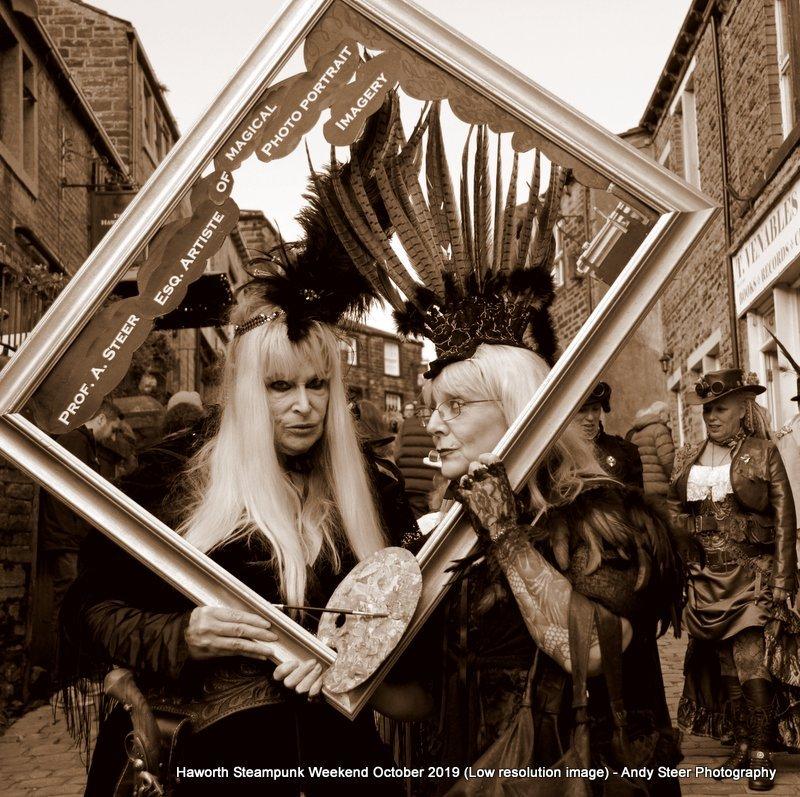 #steampunk #SteampunkFantasy @ Haworth
