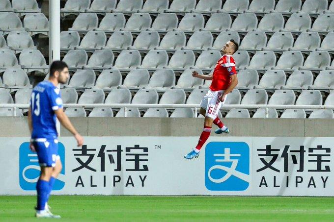 Chipre 0 Rusia 5 - Eliminatorias Eurocopa 2020 - Vídeo EGxsA1OX0AEUcmZ?format=jpg&name=small