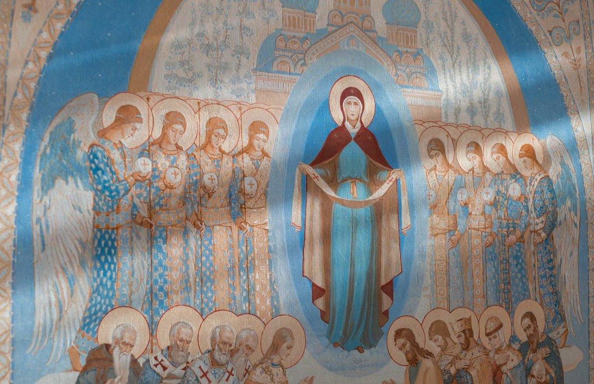 День, картинки на 14 октября покров пресвятой богородицы