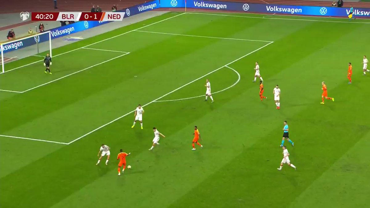 Gini Wijnaldum with a goal to remember🚀 #Euro2020Qualifiers