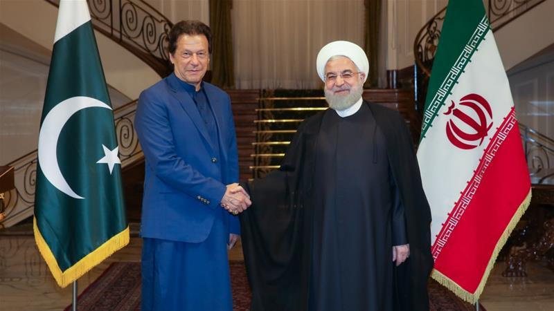 Pakistan's Imran Khan in Tehran to facilitate Iran-Saudi talks