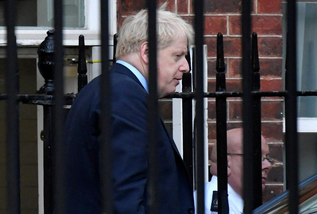Significant work to do, but Brexit deal still possible - PM Johnson