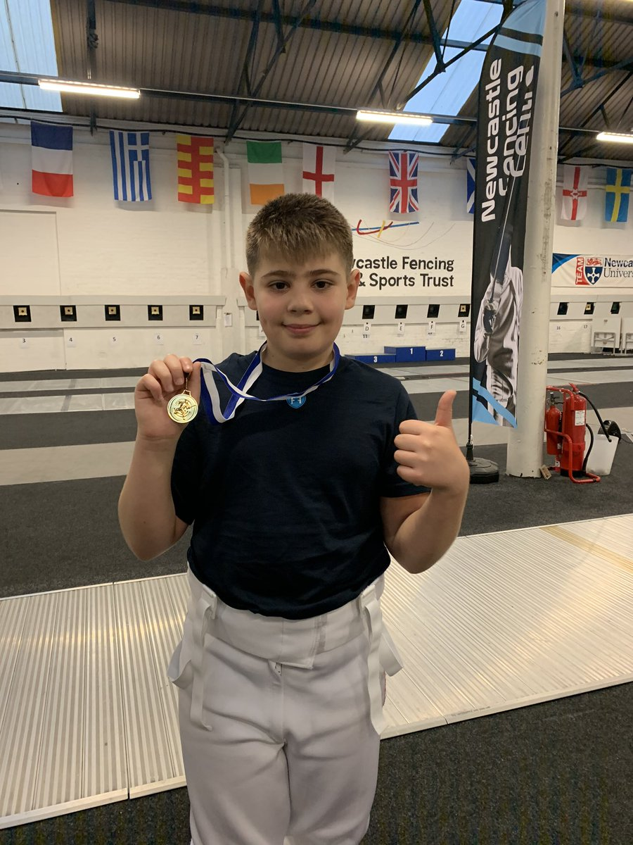 Delighted with my win in #LPJS Newcastle, back to UK No 1 from Monday  #eurofencing  #escrime #fencing #fencingtime #welshfencing #scherma #Champion #lucaflorea #ICanIWill #cardiff #fencinglife #sword #wales @MCPS_year6pic.twitter.com/olBVGmBhoo