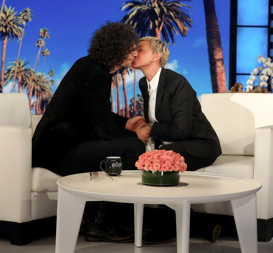 Superb Ellen Degeneres On Twitter Tomorrow Howardstern Does Ocoug Best Dining Table And Chair Ideas Images Ocougorg