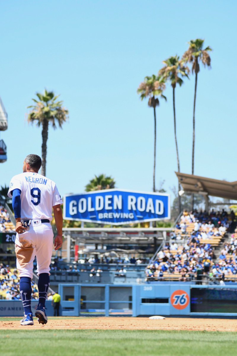 Just wanted to say thank you to all my teammates & the entire Dodger Nation for welcoming me like family this season! It didn't end how we wanted but the energy and passion you all brought to the yard everyday was like nothing I've ever experienced. Appreciate you all, cheers!